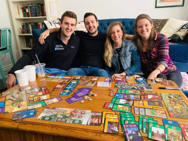 PGY2 2020 game night